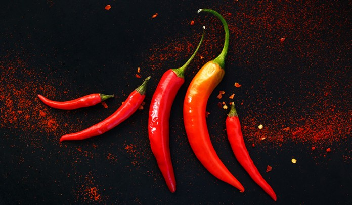 Spices aggravate the symptoms of gastritis