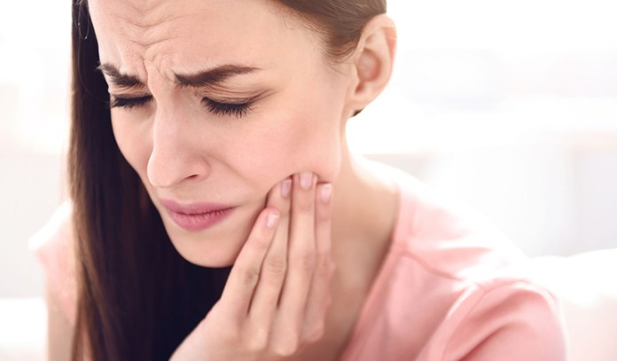Mouth Breathing Causes Tense Jaw Muscles