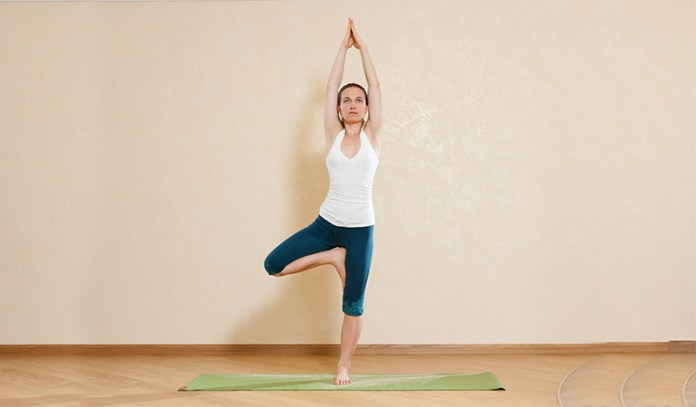 Vrikshasana Can Help Improve Your Concentration