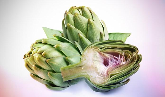 Artichoke is a prebiotic food.