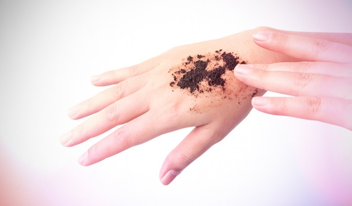 Exfoliation is crucial to hand care