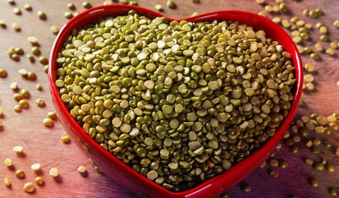 Lentils help in lowering cholesterol levels