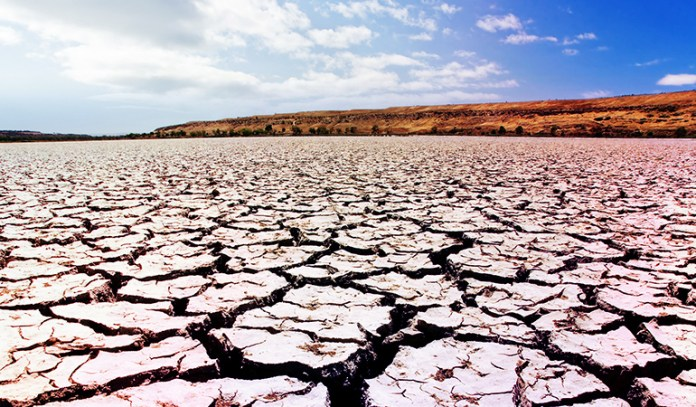 Your skin becomes dry and less elastic when dehydrated