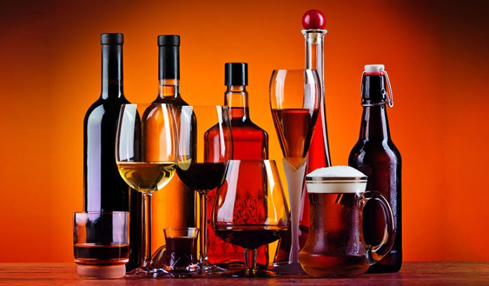 Alcohol Robs Our Body Of Alkalizing Minerals