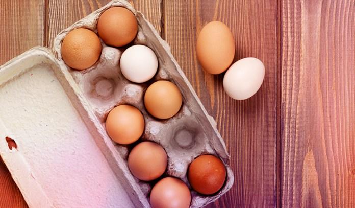 Eggs can make you sexually active