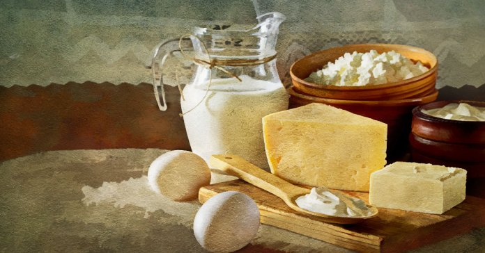 Dairy Foods That Are Naturally Low in Lactose