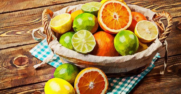 alt text: health benefits of citrus fruits
