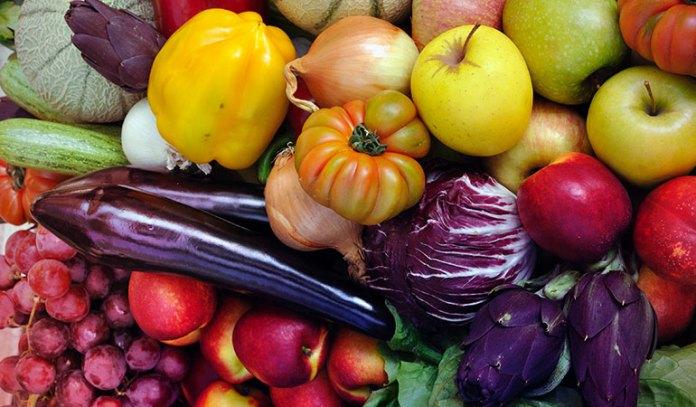 Vegetables reduces cholesterol