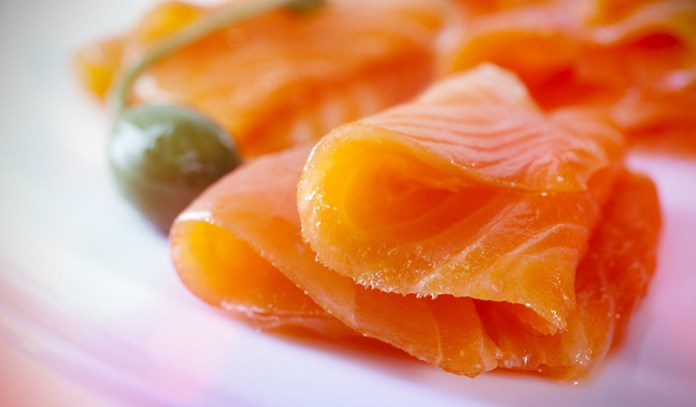 Salmon improves blood circulation to the genitals