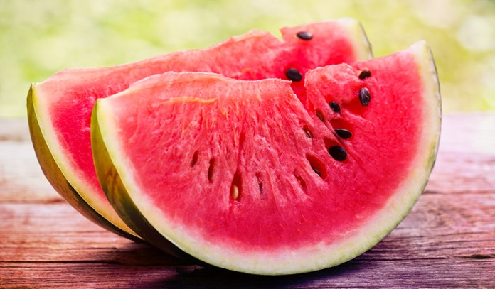 Watermelons are known to improve penile health
