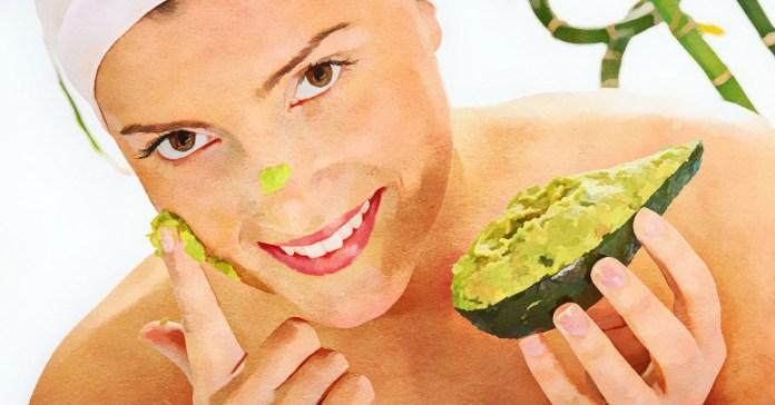 Skin benefits of avocado