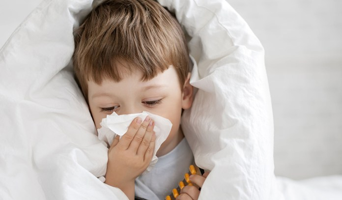 Using A Baby Pacifier May Cause Allergies