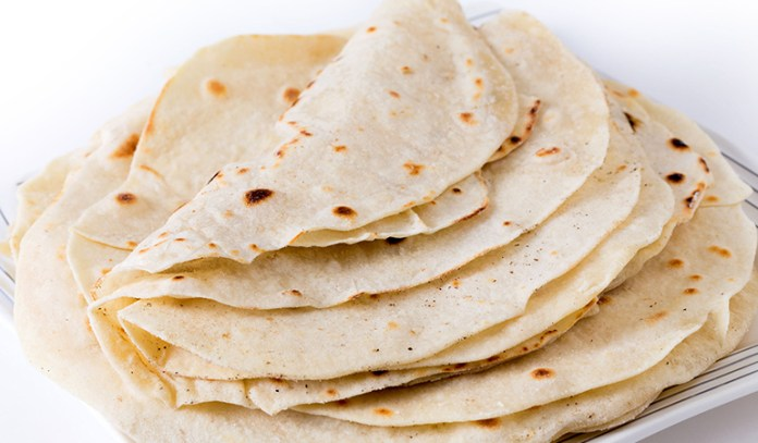 fried tortillas or chips are unhealthy