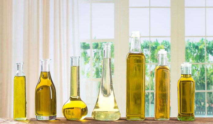 use oils with unsaturated fats for cooking