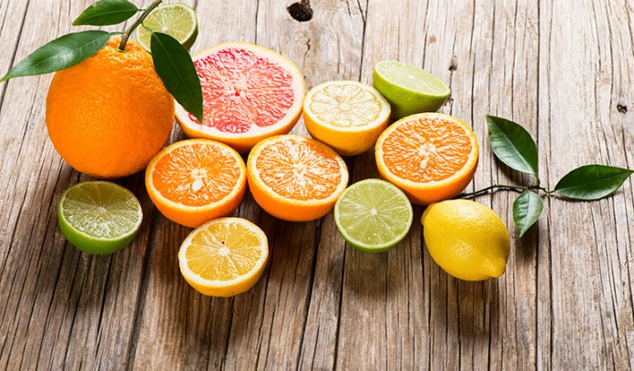 citrus fruits are good for your brain and heart