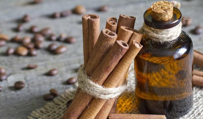 Cinnamon Oil Can Help Fight Bad Breath