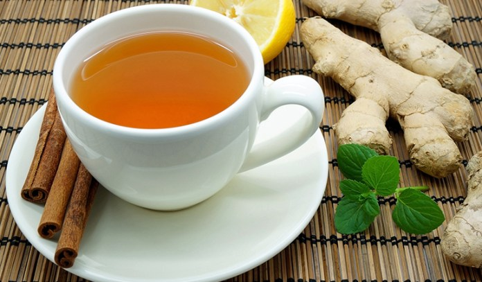Cinnamon Tea And Ginger Can Help Fight Bad Breath