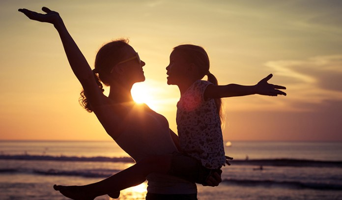spend time doing activities together with your kid