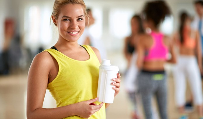 cottage cheese is good for building muscles
