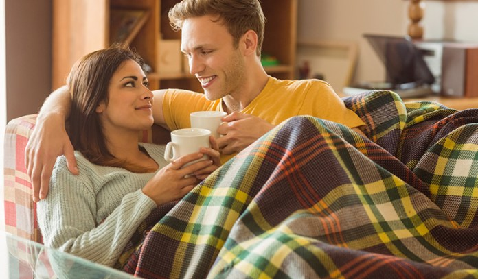 Ways to Relieve Stress and Anxiety Get Cozy With Your Partner