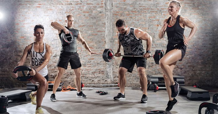 HIIT can help one keep their routine exciting