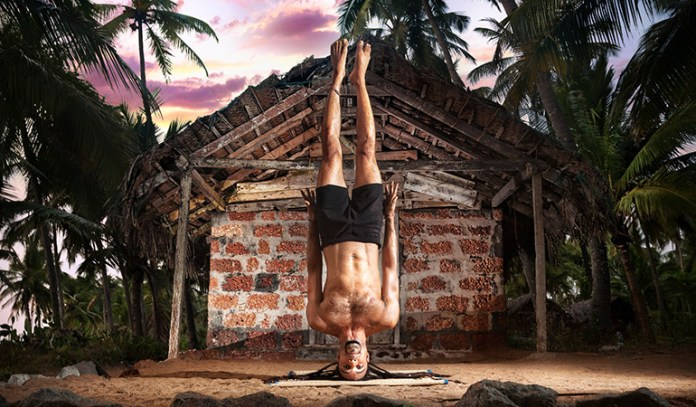 Surrender While Performing Ashtanga Yoga To Rid Yourself Of Ego
