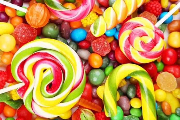 Foods That Color Poop: Candies