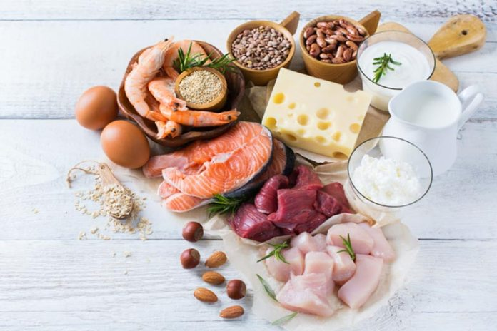 Protein sources form an important part of the keto diet.