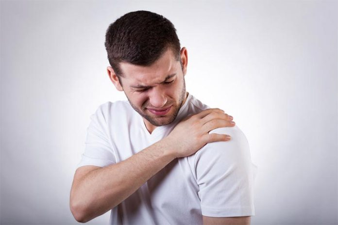 Lie On Your Back When You Have Shoulder Pain