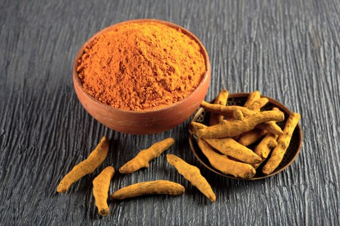 Turmeric, the most used spice in Ayurveda, can remove facial hair and reduce wrinkles on the skin.