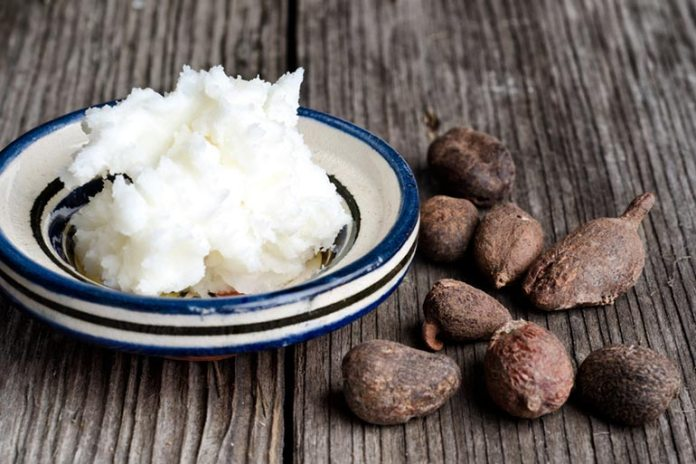 Shea butter reduces wrinkles, stretch marks, and heals rashes on the skin