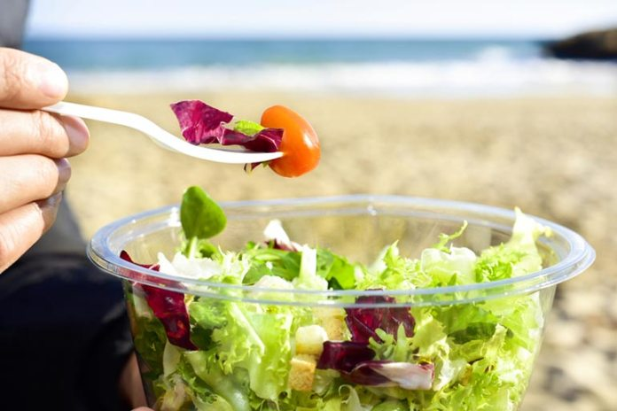 Packaged salads may be home to some harmful bacteria inducing intestinal diseases