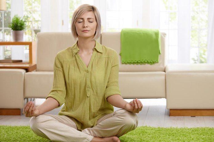 mindful breathing and meditation stimulates the vagus