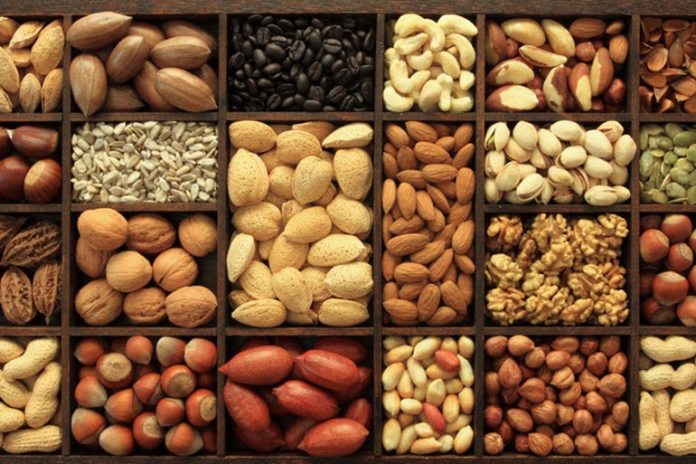 Nuts Have Omega-3 That Are Anti-Inflammatory, Protecting Brain