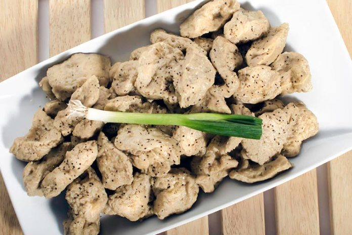 Seitan Provides Protein, Niacin, And Some Zinc