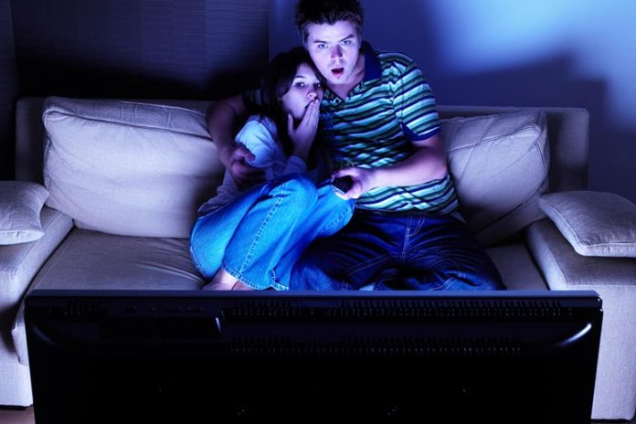 Watching A Horror Movie Can Cause Disturbed Dreams