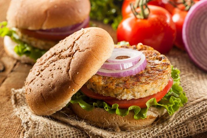 Use Beans, Chickpeas, And Other Veggies In Vegetable Burgers