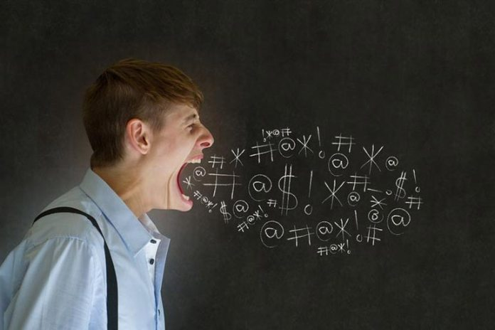 Swearing When You're Stressed Is Likely To Calm You Down