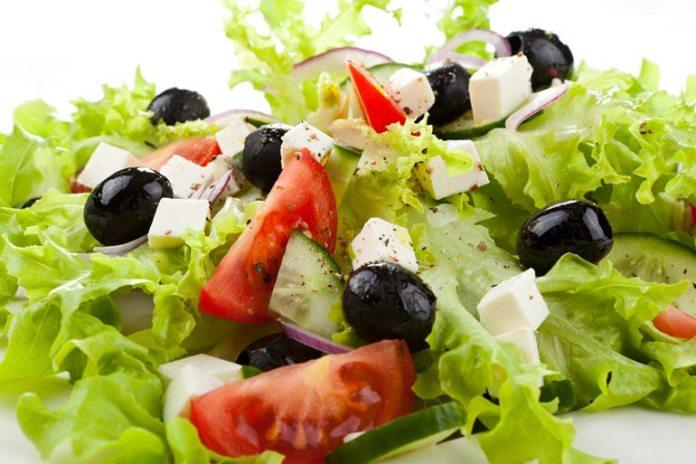 vegetables: high in fiber, keep you full for longer