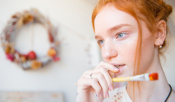 Drawing and painting can help improve a person's communication skills.