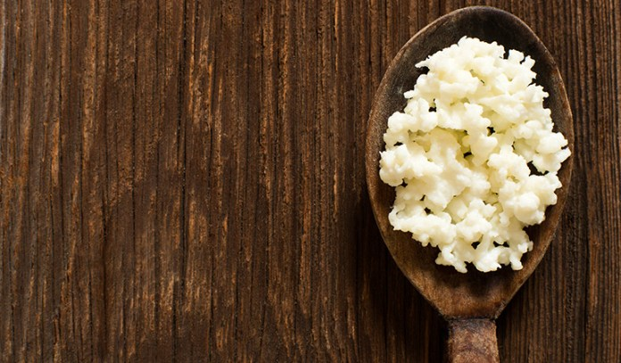 Kefir Is Naturally Low in Lactose