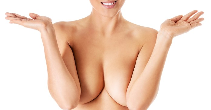 Things You Might Want To Know About Your Nipples