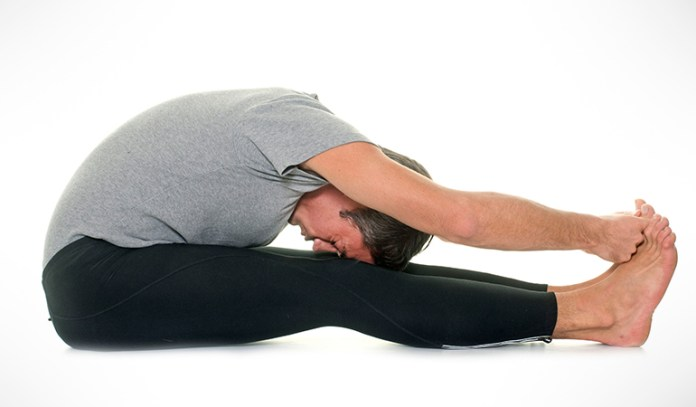 This pose helps relieve stress and improves brain function.