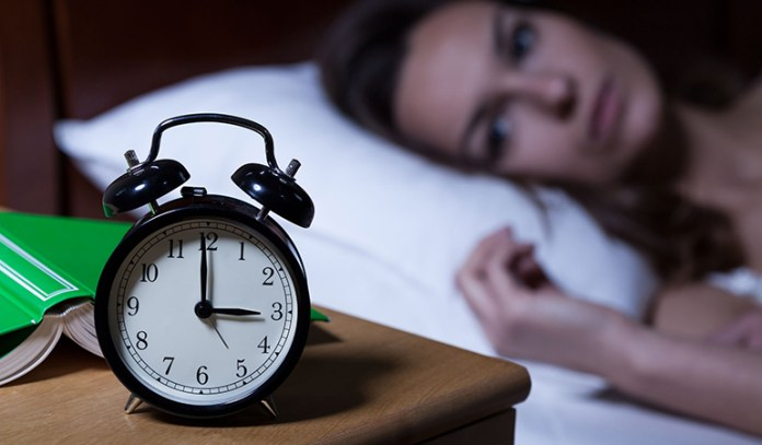 An unbalanced Pitta Dosha will result in insomnia and thus could lead to hair loss