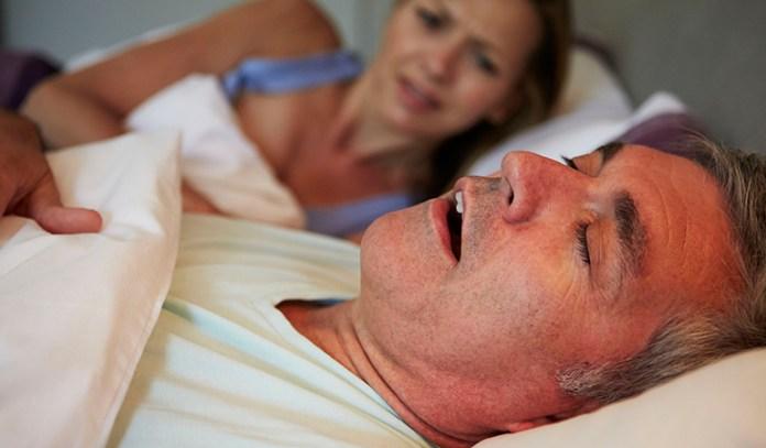 old mattresses cause snoring