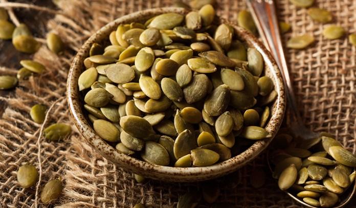 Pumpkin Seeds Are A Good Source Of Omega-3 Fats