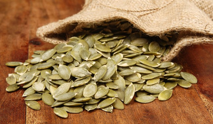 You Can Get Vitamin K From Pumpkin Seeds