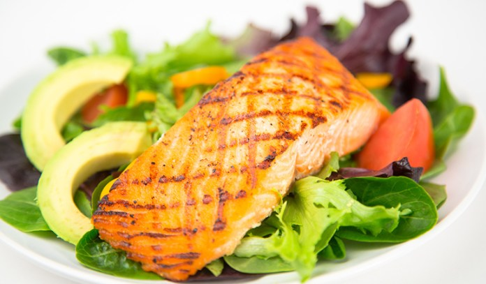 seafood has omega-3s with anti-inflammatory effects