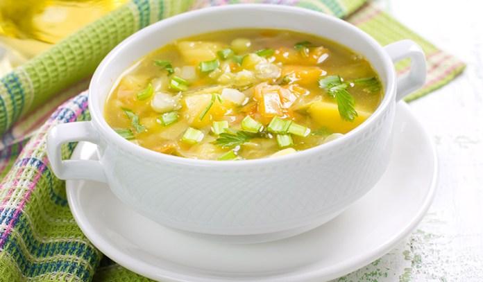 Soup suppresses hunger