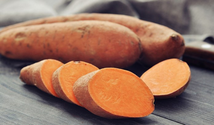 Healthiest Vegetables on Earth Sweet Potatoes